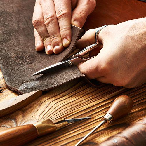 Proceso de fabricación de los bolsos
