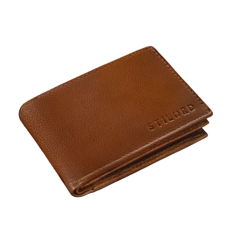 """""""Lincoln"""" Monedero Mini Billetera Cuero"""