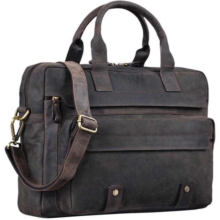 """""""Leander"""" Bolsa de negocios o maletín para portátil de 15.6"""""""